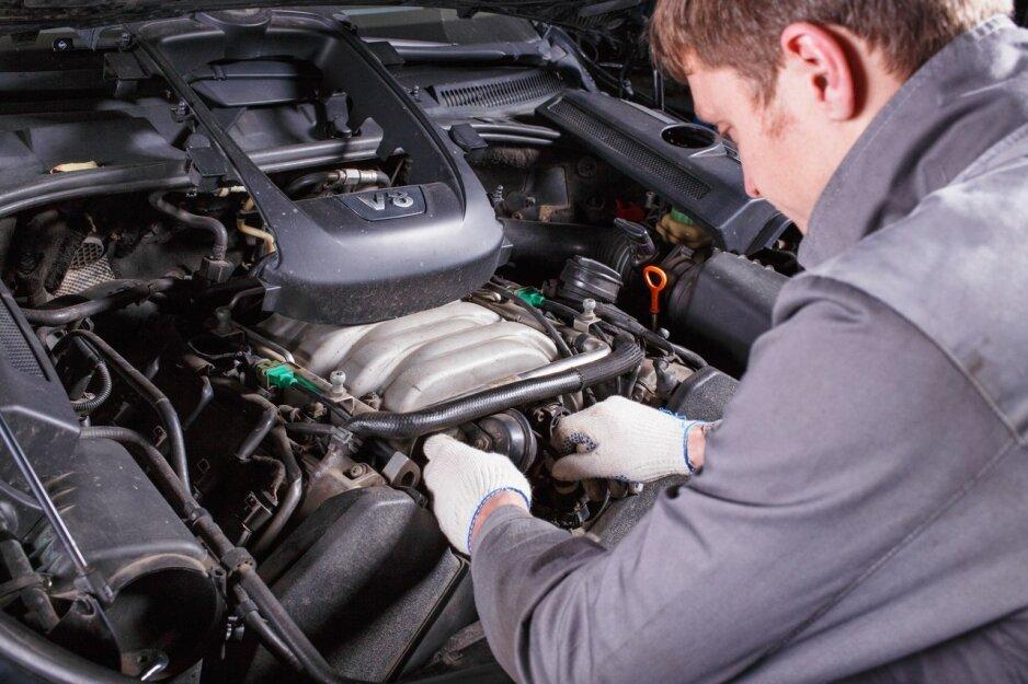 Ремонт двигателя с гарантией 2 года